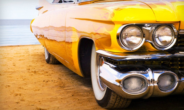 Butler Auto Salon - Magnolia Heights: At-Home Auto-Detailing Package for a Standard Car or for a Truck, Van, or SUV from Butler Auto Salon (Up to 53% Off)
