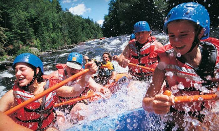 Huck Finn Rafting Adventures - Hot Springs: $22 for a Half-Day Rafting Excursion at Huck Finn Rafting Adventures in Hot Springs (Up to $48 Value)