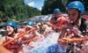 Up to 54% Off Rafting Excursion in Hot Springs