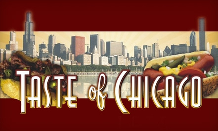 Taste of Chicago - University District: $5 for $10 Worth of Chicago-Style Eats and Drinks at Taste of Chicago