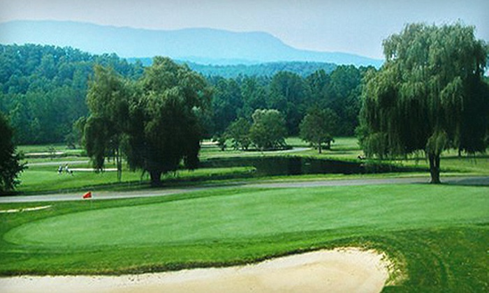 Bent Creek Golf Course - Bent Creek Golf Club: Golf Outing with Cart Rental for Two or Four at Bent Creek Golf Course in Gatlinburg (Up to 56% Off)