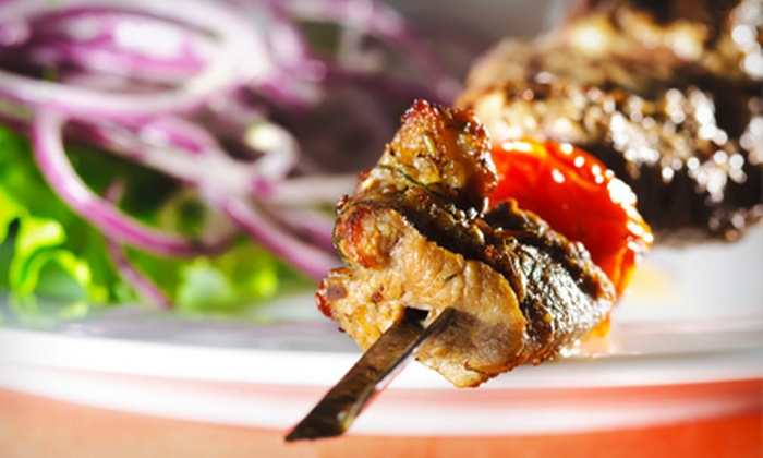 Karam Restaurant - Multiple Locations: $20 for $45 Worth of Lebanese Cuisine at Karam Restaurant