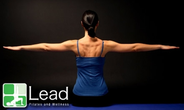 Lead Pilates and Wellness - Lakeview: $29 For Three Accessory Classes at Lead Pilates and Wellness ($60 Value)