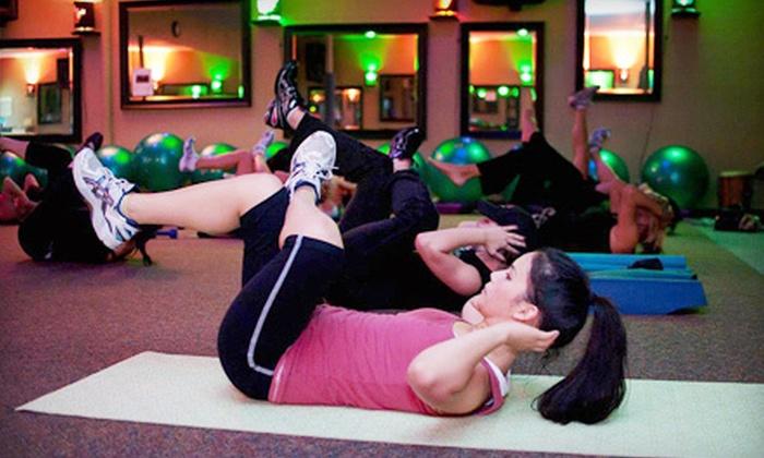 DePaz Energie Cardio Studio - Westlake Village: 10 or 20 Group Fitness Classes at DePaz Energie Cardio Studio in Westlake Village (Up to 83% Off)
