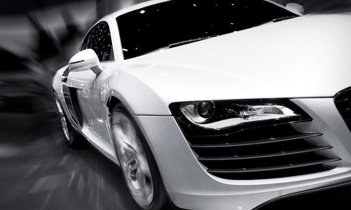 Top Notch Detail & Tint - Brown Estates: Auto Detailing for a Car or SUV at Top Notch Detail & Tint (Up to 57% Off)