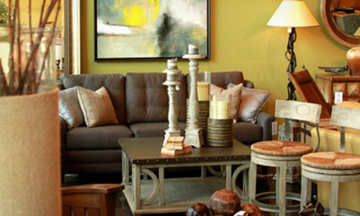 Artis Home Gallerie - Waterbury: Upscale Furniture and Home Décor at Artis Home Gallerie (Half Off)