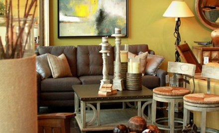 $500 Groupon Worth of Furniture and Home Decor - Artis Home Gallerie in West Des Moines