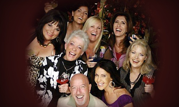 Funniest Housewives of Orange County - The Coach House: $10 for One Ticket to the Funniest Housewives of Orange County at The Coach House in San Juan Capistrano ($20 Value)