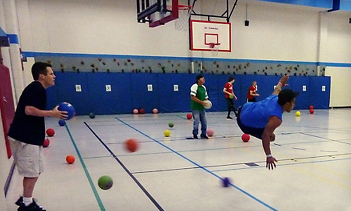 Dallas Dodgeball League - Multiple Locations: Group Dodgeball Games for Two, Four, 10, or 20 at Dallas Dodge Ball League