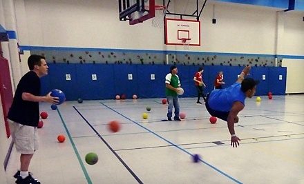 2 Dodgeball Admissions (a $10 value) - Dallas Dodgeball League in Mesquite