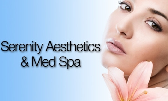 Serenity Aesthetic Center - Jenkintown: $90 for a Deep-Pore-Cleansing Facial and Microdermabrasion at Serenity Aesthetic Center ($190 Value)
