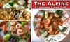 The Alpine Bistro - CLOSED - French Quarter: $25 for $50 Worth of Cajun and Creole Fare and Drinks at The Alpine Bistro