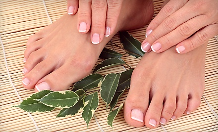 'Milk-Me' Spa Mani-Pedi (an $84 value) - Posh Nail Studio Philadelphia in Philadelphia