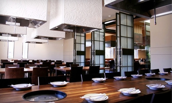 Maru - Summerlin: $15 for $30 Worth of Korean Barbecue and Sushi at Maru