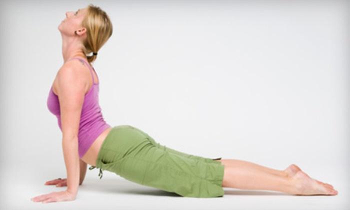 Divine Center of Yoga - Southlake: 10 or 15 Yoga Classes at Divine Center of Yoga in Southlake