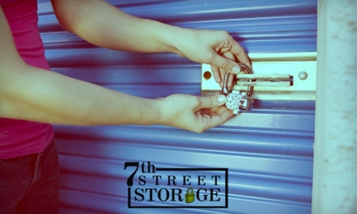 7th Street Storage - Highland: $40 for $150 Worth of Storage at 7th Street Storage in St. Paul