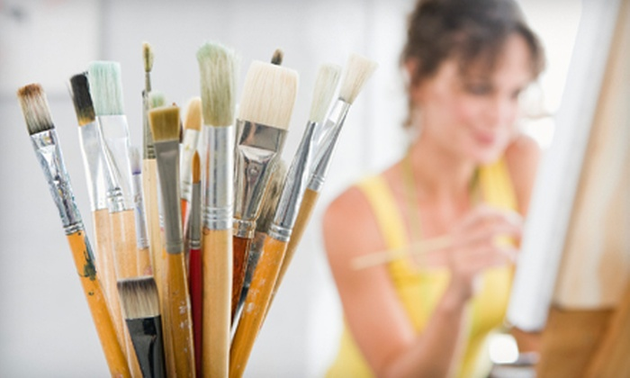 Cre-Arte by Teresa Fernández Art Academy & Studio - El Paso: One, Two, or Four Drawing and Painting Classes at Cre-Arte by Teresa Fernández Art Academy & Studio (Up to 55% Off)