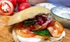 Scratch Kitchen Cupcake & Bake Shop - Edinburg: Upscale American Food for Lunch at Scratch Kitchen Cupcake & Bake Shop (Up to 40% Off). Two Options Available.