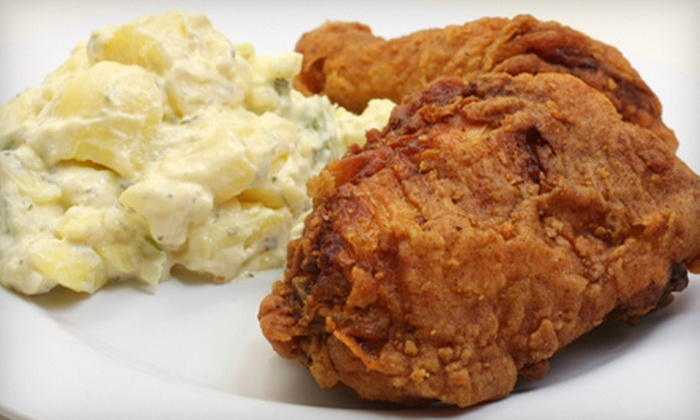 Chicken Holiday - Eltingville: Fried Chicken and Comfort Fare at Chicken Holiday on Staten Island (Up to 55% Off). Two Options Available.