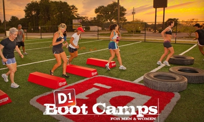 D1 Sports Training - Pooler-Burroughs: $30 for Four Fitness Classes at D1 Sports Training ($80 Value)