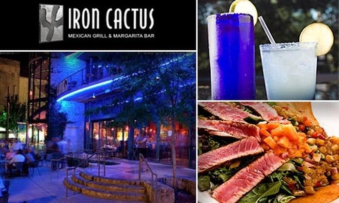 Iron Cactus Downtown Dallas