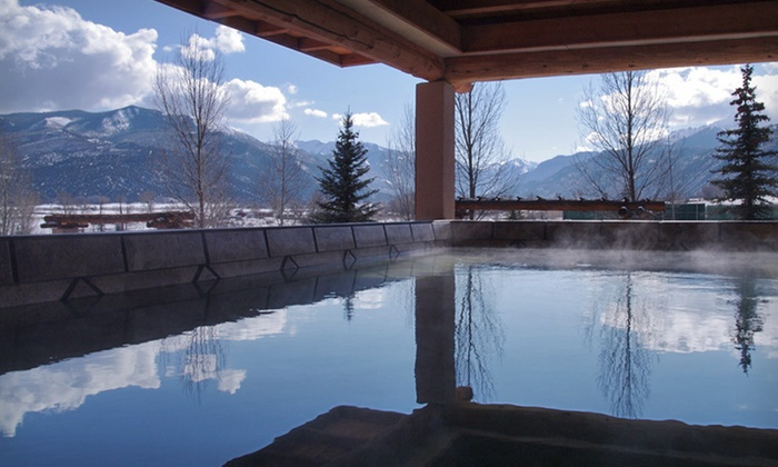 Chipeta Solar Springs Resort - Ridgway, CO: Two-, Three-, or Five-Night Stay with Breakfast and Dinner Vouchers and Thermal-Pool Passes at Chipeta Solar Springs Resort in Ridgway, CO