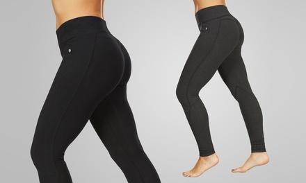 Bally Total Fitness Ultimate Slimming Leggings