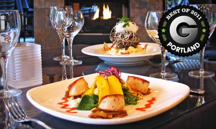 Riverview Restaurant - Gresham: Dinner for Two or Four or $20 for $40 Worth of American Fare at Riverview Restaurant in Troutdale