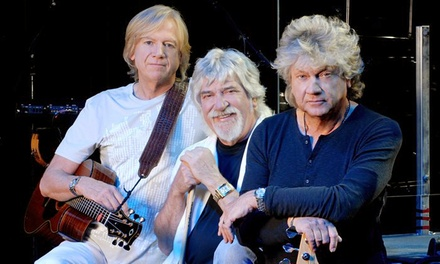 The Moody Blues at Ives Concert Park on August 17 at 7 p.m. (Up to 53% Off)