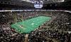 San Jose SaberCats - SAP Center: San Jose SaberCats Arena Football Home Opener  at SAP Center on March 23  (Up to 53% Off). Six Seating Options.