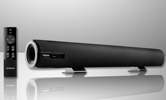 Hitachi Bluetooth Soundbar HSB32B26: $129.99 for a Hitachi HSB32B26 Bluetooth Sound Bar ($236.99 List Price). Free Shipping and Returns.