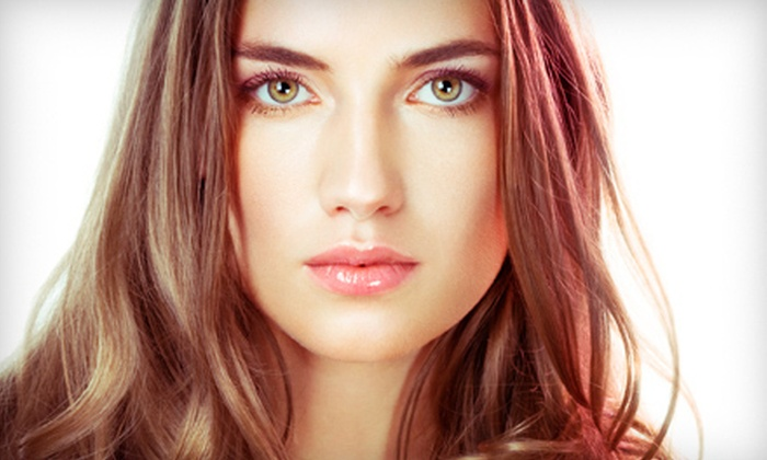 Pretty Hair Salon - Pittsburgh: $20 Toward Hair Color, Waxing, and Makeup