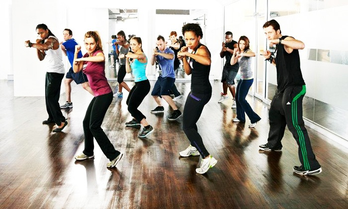 Crunch Fitness - Paramus: One- or Three-Month Individual or Family Membership at Crunch Fitness (Up to 67% Off)