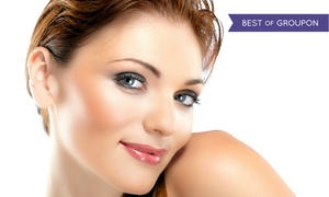 Sky Skin Center: One, Two, or Four Fractional Laser Treatments for the Full Face at Sky Skin Center (Up to 64% Off)