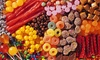 Sweet Essence Candy Bar: Small or Large Candy Arrangement from Sweet Essence Candy Bar (Up to 52% Off)