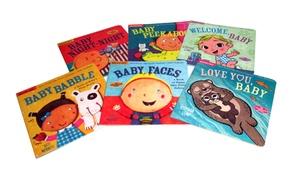 Indestructibles Baby Book Bundle (Set of 6)