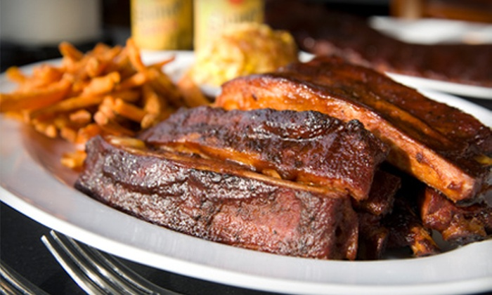 Dixie Barbecue - Johnson City: $5 for $10 Worth of Barbecue Fare at Dixie Barbeque in Johnson City
