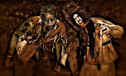 Haunted House Admission for Two (a $60 value) - Fright Factory in Philadelphia