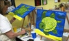 Studio B - Gulf Breezes: $15 for a Two-Hour BYOB Painting Class at Studio B ($30 Value)