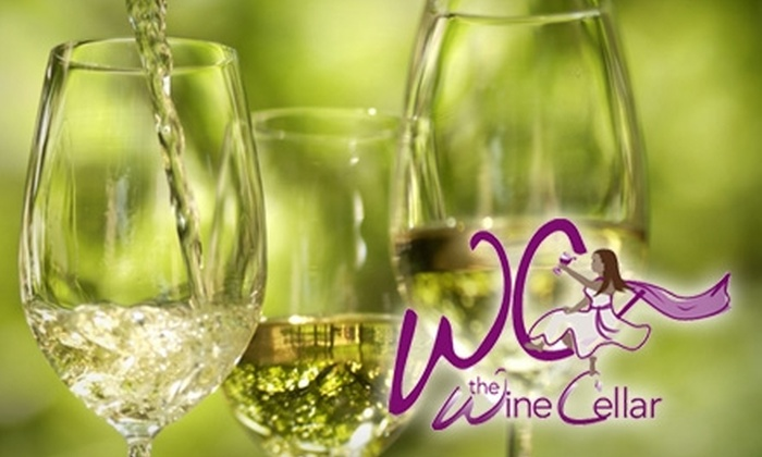 The Wine Cellar - Cedar Hills - Cedar Mill: $25 for Six-Wine Tasting, a Riedel Oregon Wine Glass, and a Glass of Wine at The Wine Cellar ($55 Value)