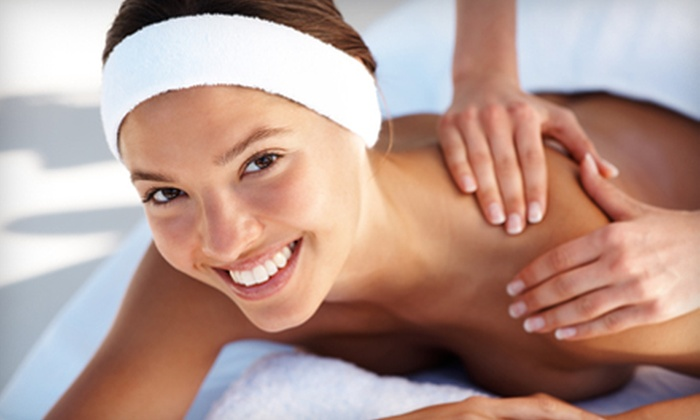 Merle Norman Day Spa and Boutique - Smyrna: Massage, Massage and Body Glow, or Facial Package at Merle Norman Day Spa and Boutique in Smyrna (Up to 59% Off)