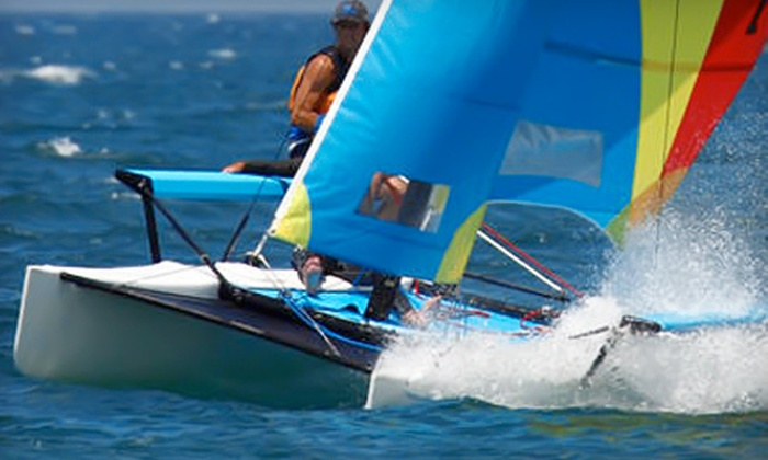 Islander Watersports - Islamorada, Village of Islands: Two-Hour Kayak or Hobie Sailboat Rental from Islander Watersports in Islamorada