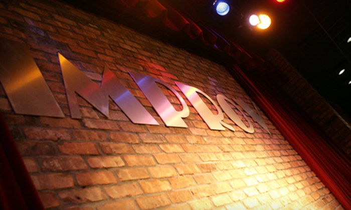 Kansas City Improv Comedy Club - Kansas City Improv Comedy Club: $45 for a Comedy Night for Four (or Six if Used Wednesday, Thursday, or Sunday) at Kansas City Improv Comedy Club (Up to $131 Value)