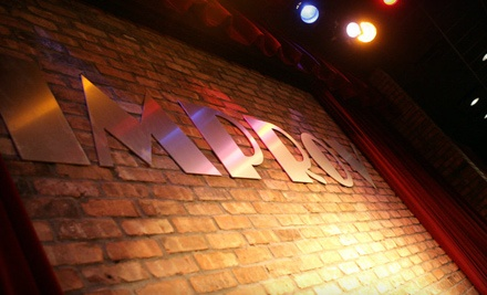 Comedy-Night Outing at Kansas City Improv Comedy Club: General Admission - Kansas City Improv Comedy Club in Kansas City