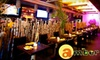 Amber - West Village: $15 for $30 of Sushi and Pan-Asian Fare at Amber