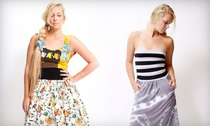 Black & Bold - Westmount: $40 for $80 Worth of Women's Apparel and Accessories at Black & Bold