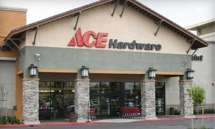 Ace Hardware - Multiple Locations: $10 for $20 Worth of Goods and Services at Ace Hardware. Choose from Eight Locations.