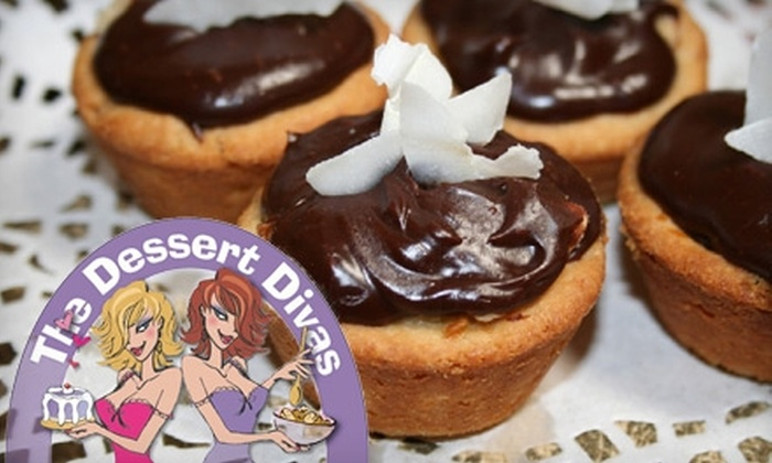 The Dessert Divas - Multiple Locations: $55 for a Sassy Cooking Class from The Dessert Divas ($110 Value)