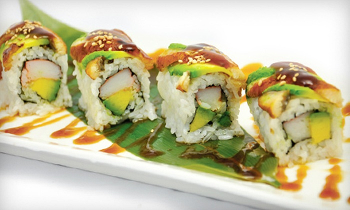 Umi Sushi - Hauppauge: $15 for $30 Worth of Japanese Dinner Fare at Umi Sushi in Hauppauge