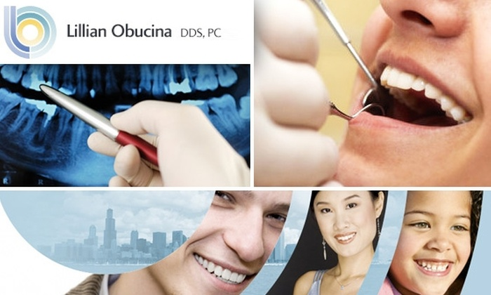 Lillian Obucina DDS PC - Loop: Don't Have Dental? Get Clean and Healthy Teeth for $49 at Lillian Obucina DDS, PC (Normally $220)